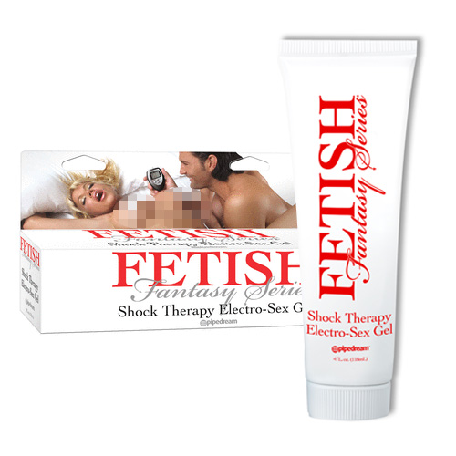 Fetish Fantasy Series Shock Therapy Electro-Sex Gel - 118ml