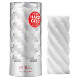 Tenga 3D Spiral Limited Edition Hard Gel
