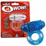 Screaming O - O Wow, Super-Powered Vibrating Ring with the Screaming O Bullet