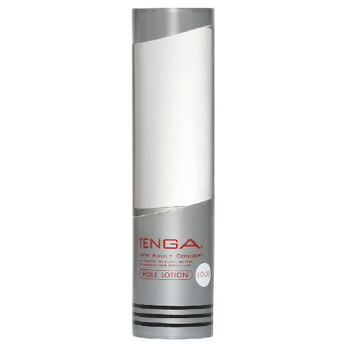 Tenga Hole Lotion Silver Solid 170ml